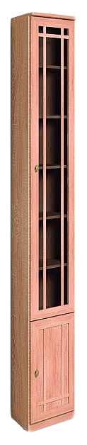 Шкаф книжный Глазов мебель Sherlock 35 GLZ_T0016165