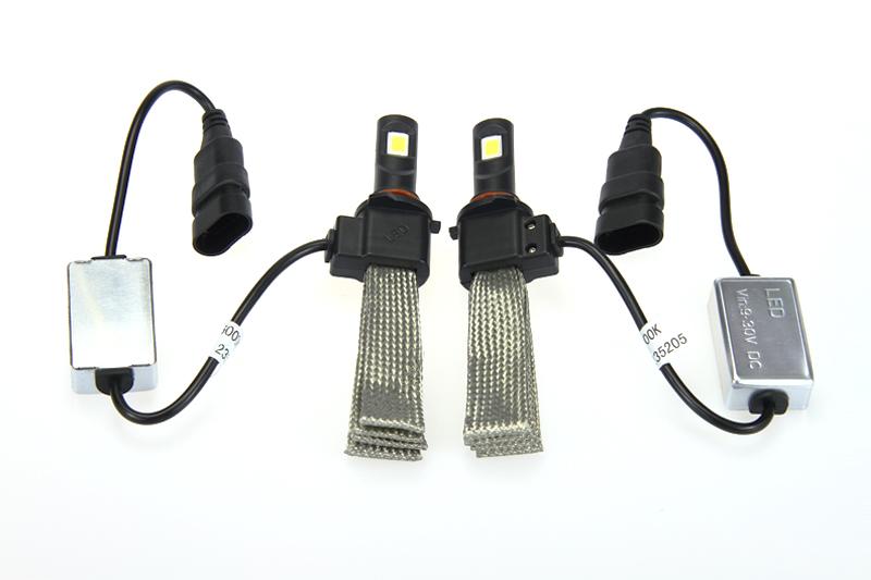 Светодиодные лампы Vizant G6 цоколь HB3 9005