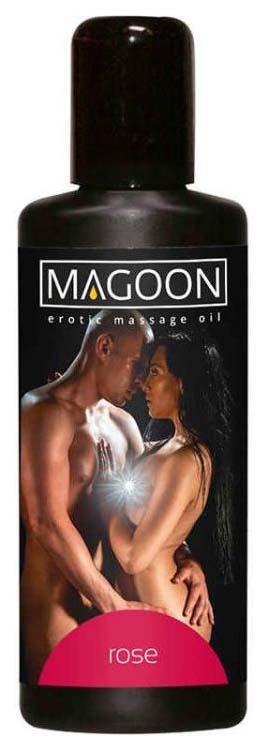 Массажное масло Orion Magoon Rose 100 мл