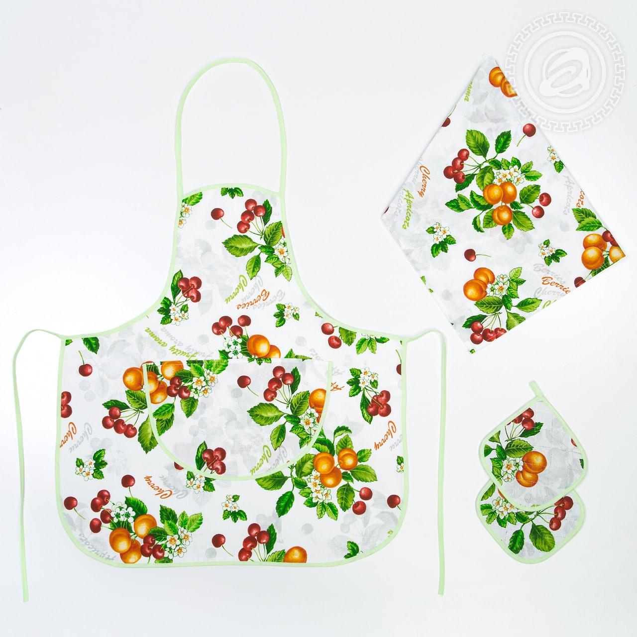 Набор кухонного текстиля АРТ ДИЗАЙН adi417882