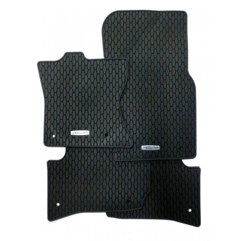 Комплект ковриков в салон автомобиля Jaguar T4A5564