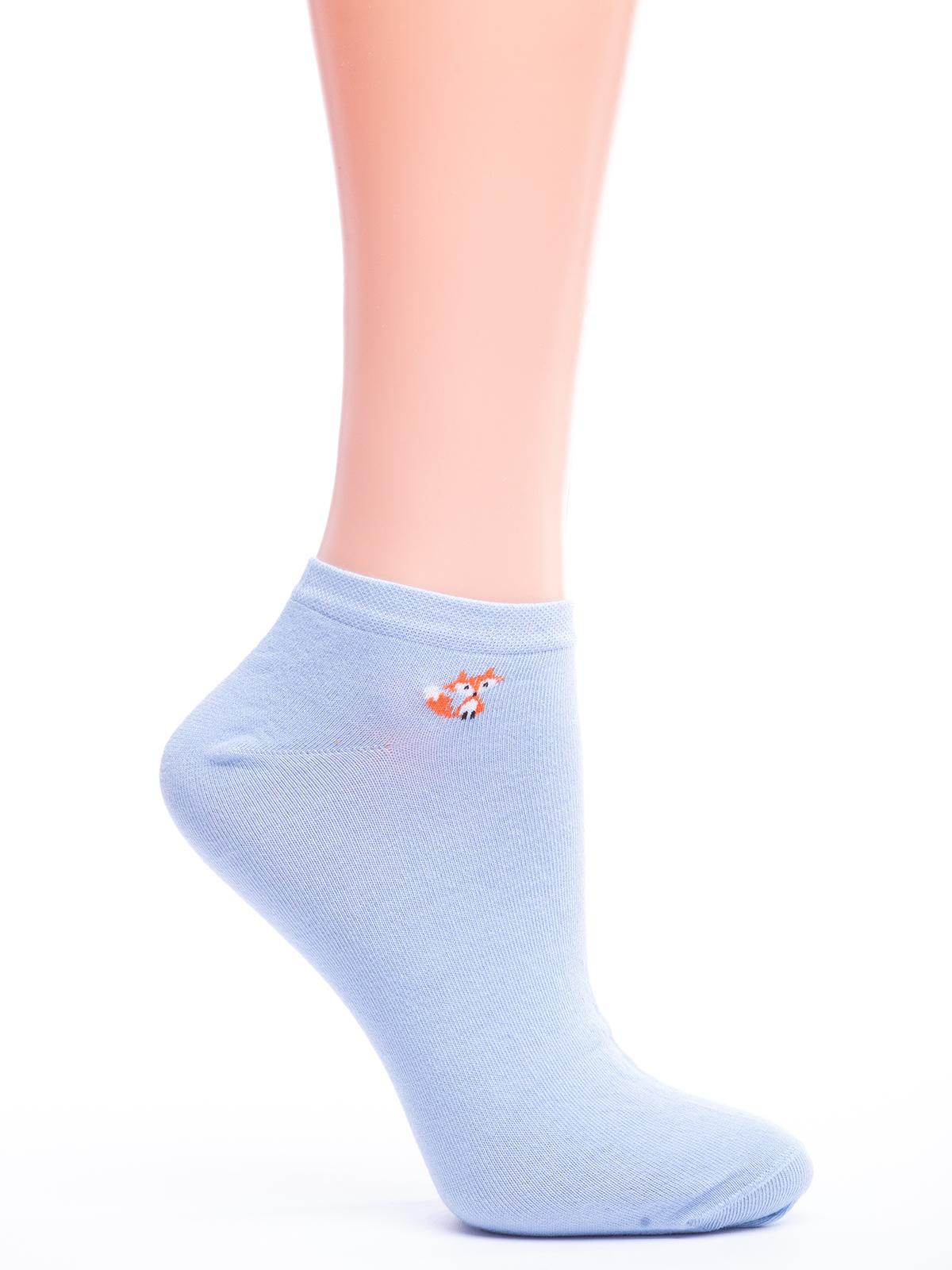 Носки женские Giulia голубые 36-38