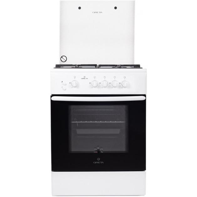 Газовая плита GRETA 600 исп №07 White 600 исп №07 по цене 13 772
