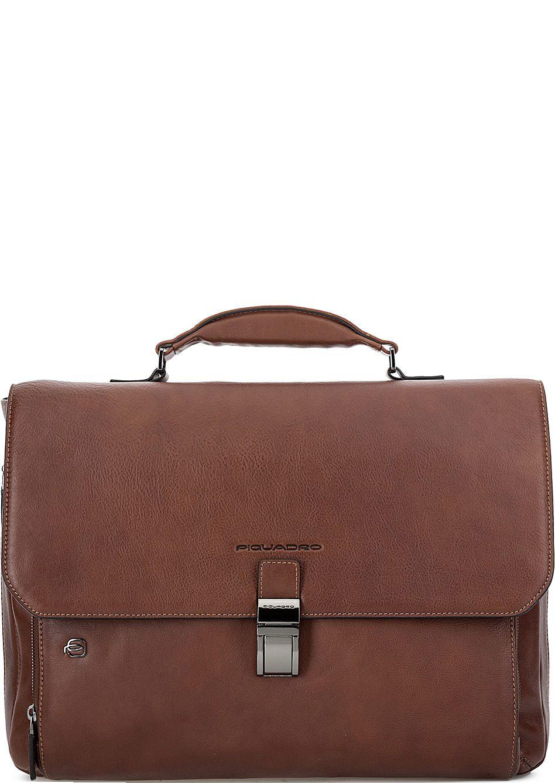 Портфель мужской Piquadro CA3111B3 коричневый