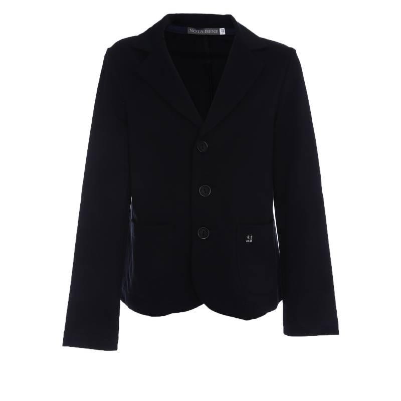 Купить 181150401-29, Пиджак Nota Bene, цв. темно-синий, 146 р-р, Детские пиджаки и жакеты