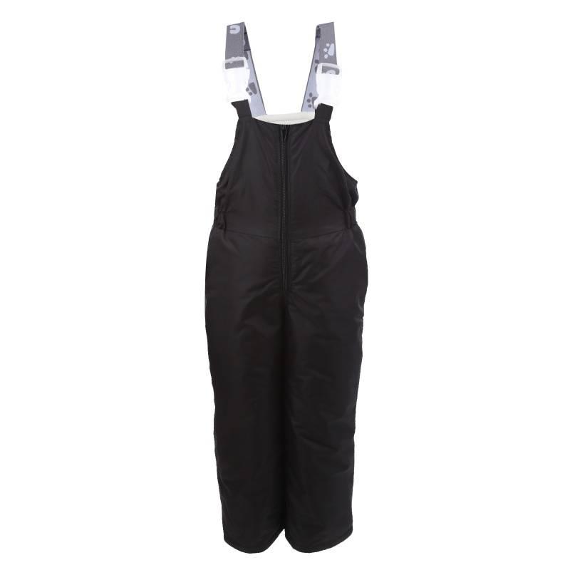 Купить Дд-0422, Полукомбинезон URSINDO, цв. черный, 110 р-р, Полукомбинезоны для мальчиков