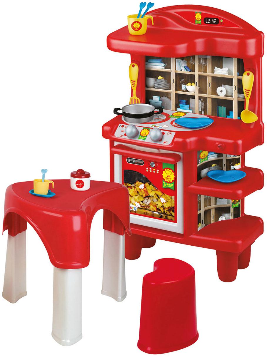 Купить Детская кухня Mister Chef Junior со столом, игровой набор 2 в 1, FARO,