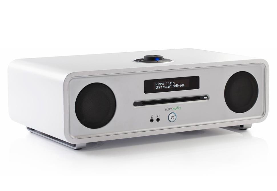 Беспроводная акустическая система Ruark Audio R4MK3, белая