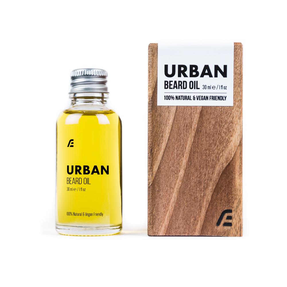 Масло для бороды Raedical URBAN в футляре