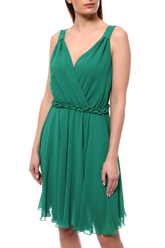 Платье женское Patrizia Pepe 2A1685 A2LK зеленое 42 IT