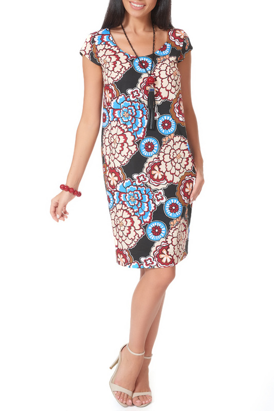 Платье женское Argent ALDS70V62 черное 44 RU фото