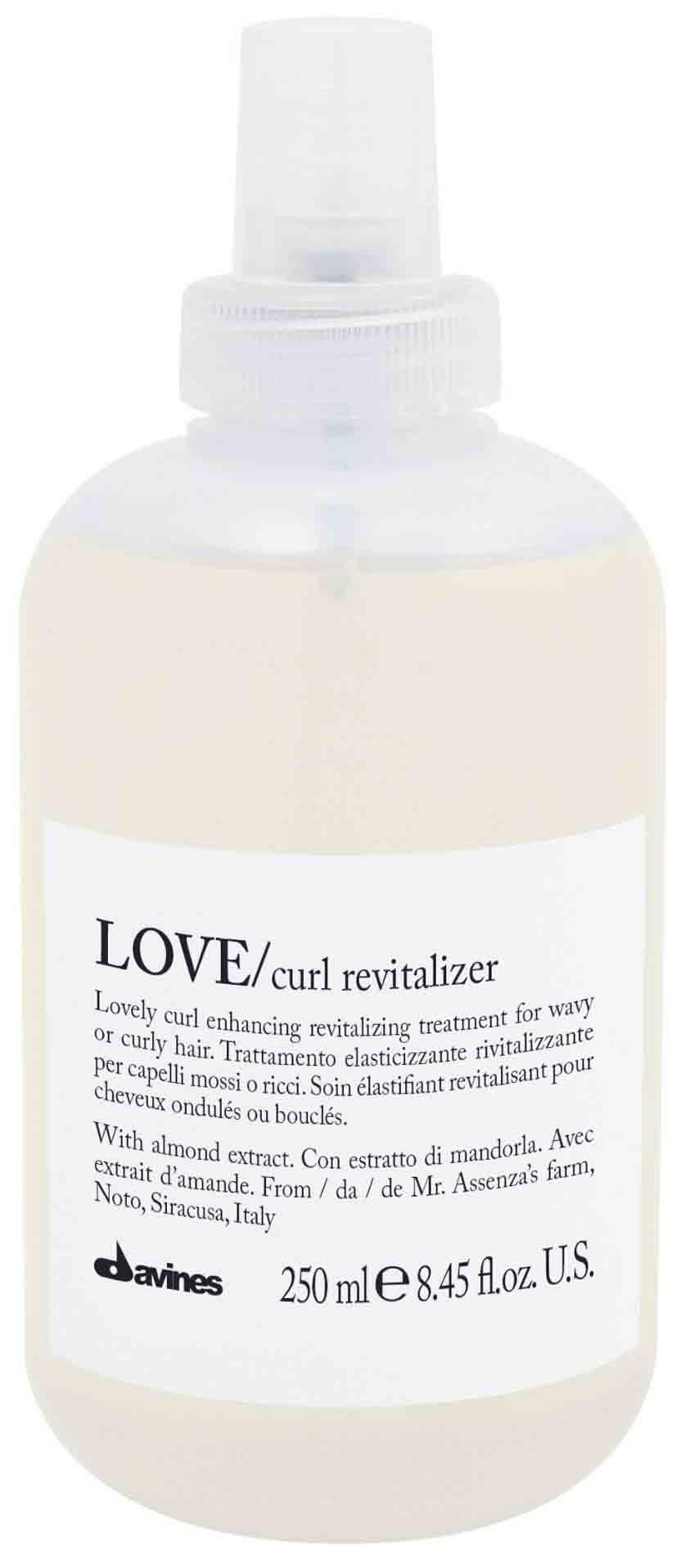 Купить Спрей для волос Davines Love Curl Revitalizer 250 мл
