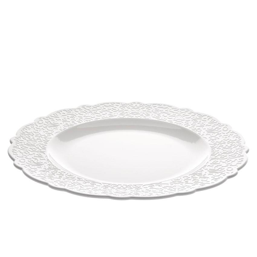 Тарелка обеденная Dressed 27,5 cм,Alessi