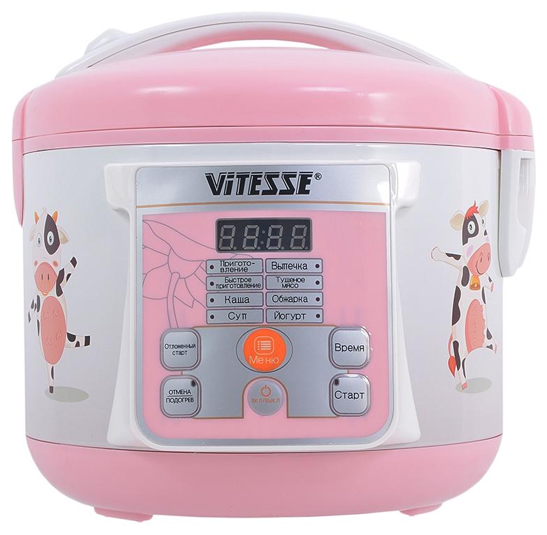 Мультиварка Vitesse VS-584 Pink фото