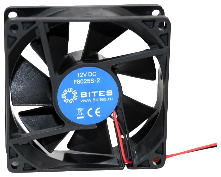 Корпусной вентилятор 5bites F8025S 2