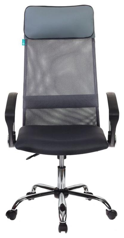 Кресло руководителя Бюрократ KB 6SL/DG/TW 12, серый