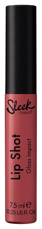 Блеск для губ Sleek MakeUP Lip Shot Gloss Impact 1186 Plot Twist 7,5 мл