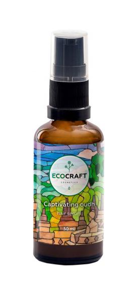 Сыворотка для волос EcoCraft Hair Serum Captivating Oudh 50 мл
