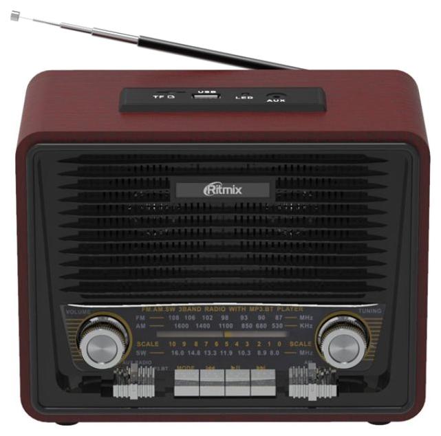 Радиоприемник Ritmix RPR-088 Черный RPR-088 Black