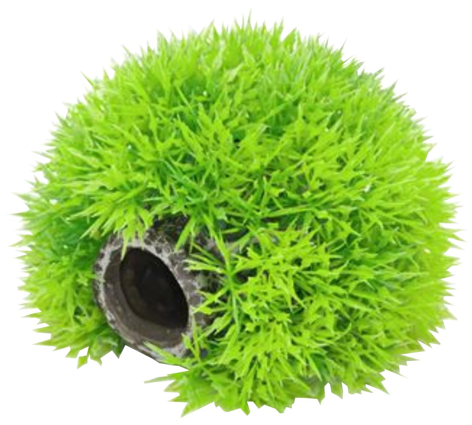 Декорация для аквариума Penn Plax Зеленый домик,