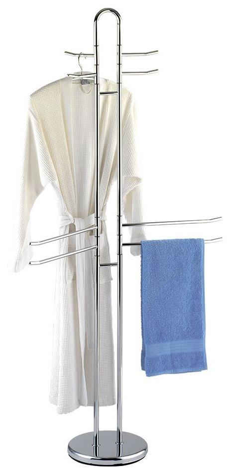 Вешалка Wenko Palermo для одежды и полотенец 00478