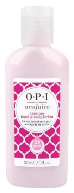 Лосьон для рук O.P.I Avojuice Jasmine