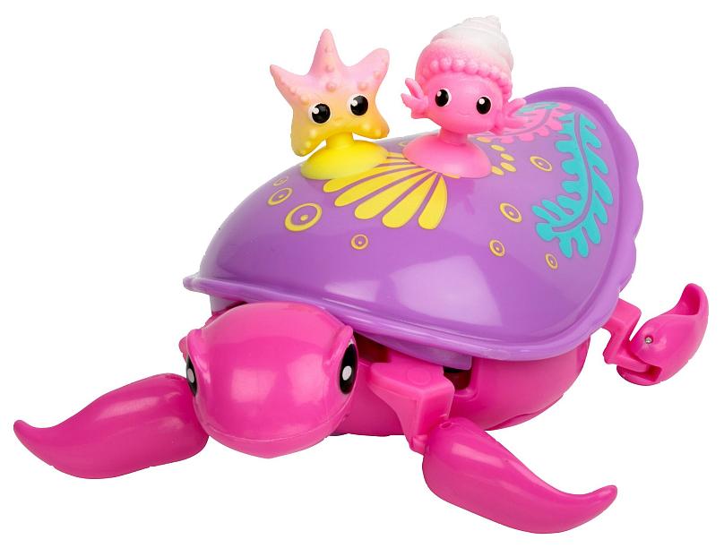 Интерактивная игрушка Little Live Pets Черепашка и друзья Шелби 28562
