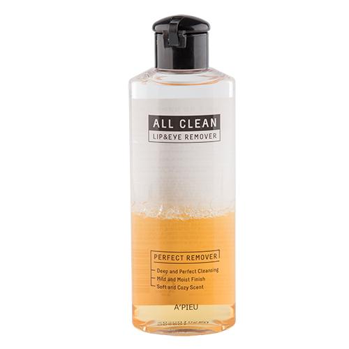 Жидкость для снятия макияжа A'PIEU ALL CLEAN