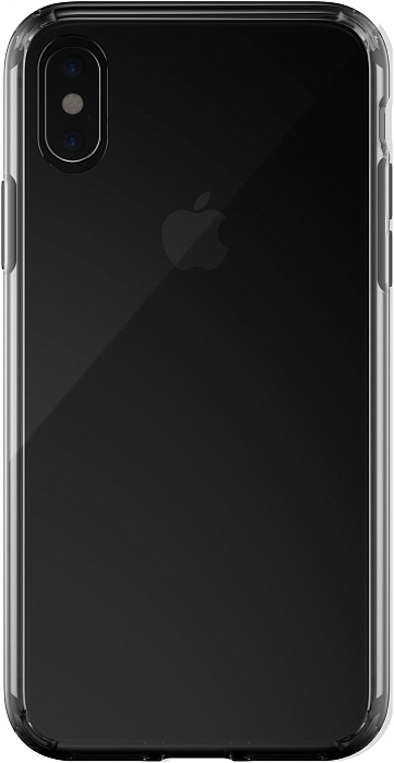 Чехол Just Mobile TENC (PC-565CB) для iPhone Xs Max (Black)  фото