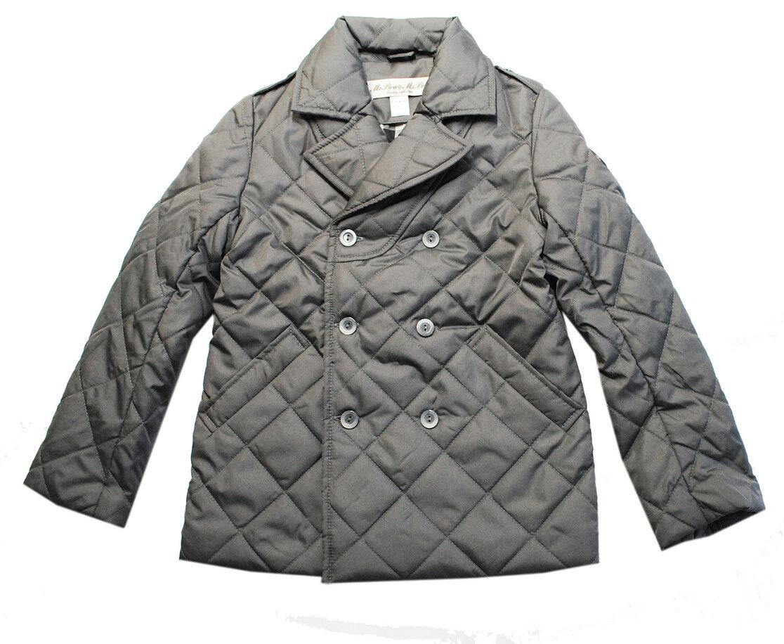 Куртка Bon&Bon стеганная для мальчика 594 р.104 фото