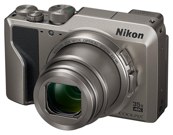 Фотоаппарат цифровой компактный Nikon Coolpix A1000 Silver