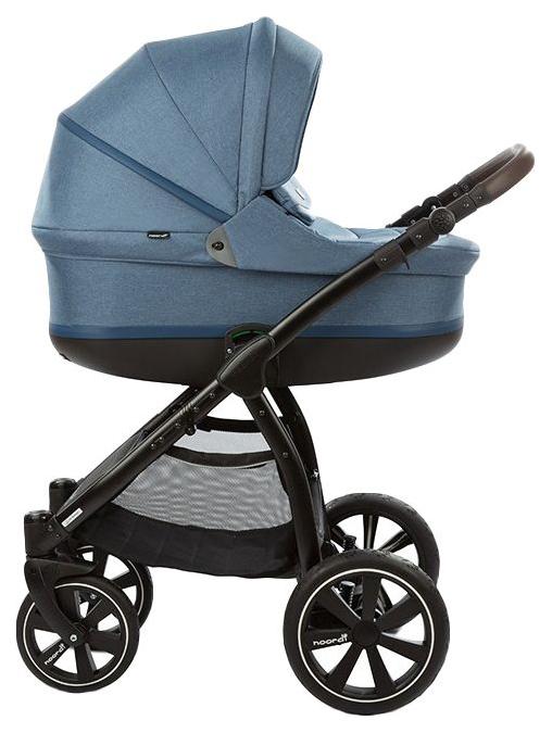 Купить Коляска 2 в 1 Noordi Sole Sport 2019 Denim 830, Детские коляски 2 в 1