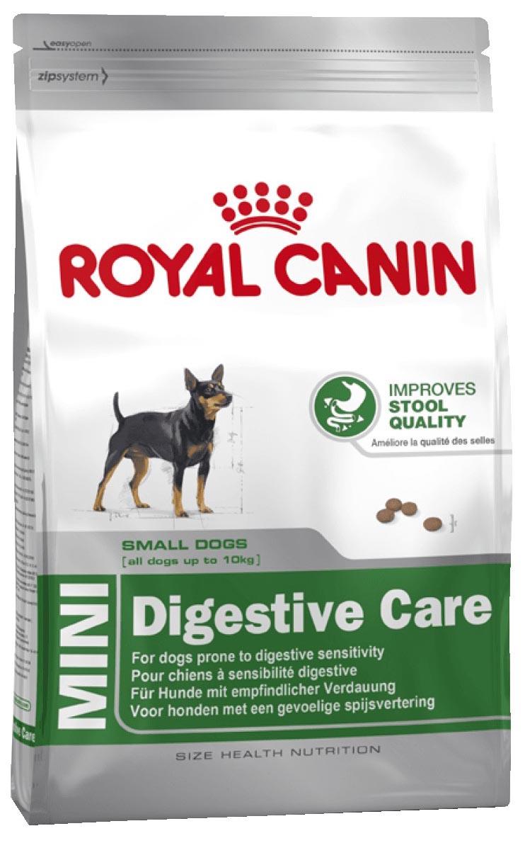 Корм сухой royal canin mini