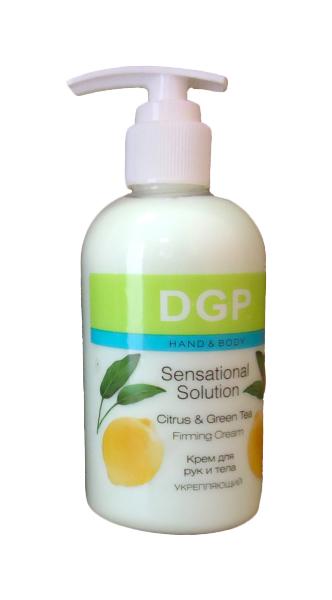 Купить Крем для рук Domix Sensational Solution Domix Цитрус и зеленый чай 260 мл, Domix Green Professional