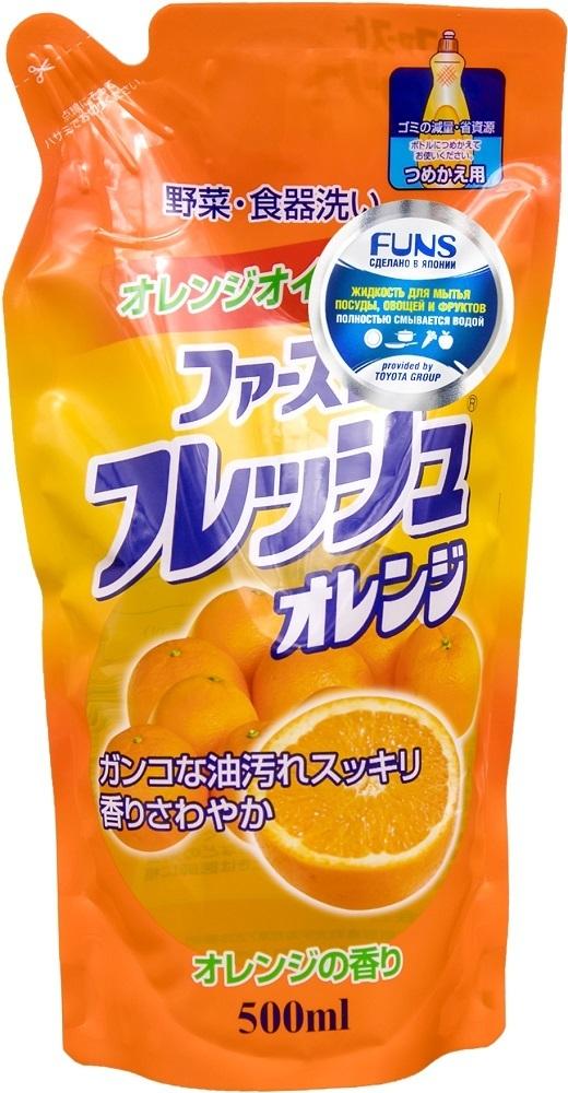 Жидкость для мытья посуды, овощей и фруктов