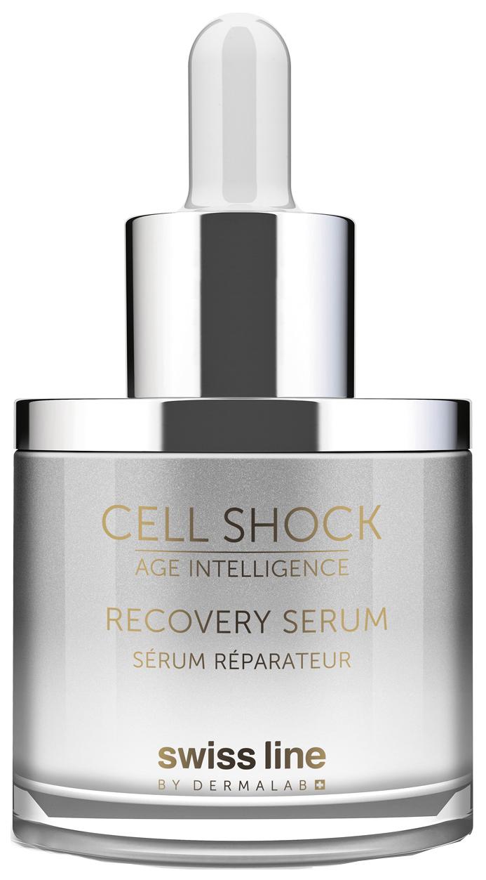 Купить Сыворотка для лица Swiss Line Cell Shock Age Intelligence Recovery Serum 30 мл