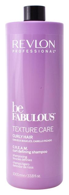 Купить Шампунь для волос Revlon Be fabulous Texture Care Curly Hair 1000 мл