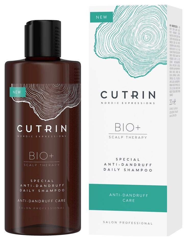 Купить Шампунь Cutrin Bio+ Special Anti-Dandruff Shampoo 250 мл