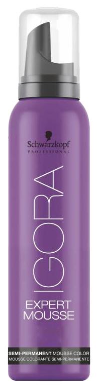 Купить Тонирующий мусс для волос Schwarzkopf Igora Expert Mousse 8-1 Светлый русый сандрэ 100 мл, Schwarzkopf Professional