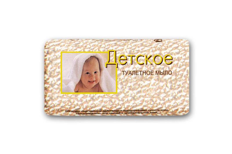 Купить Детское, Косметическое мыло Свобода Детское 100 г, Детское мыло