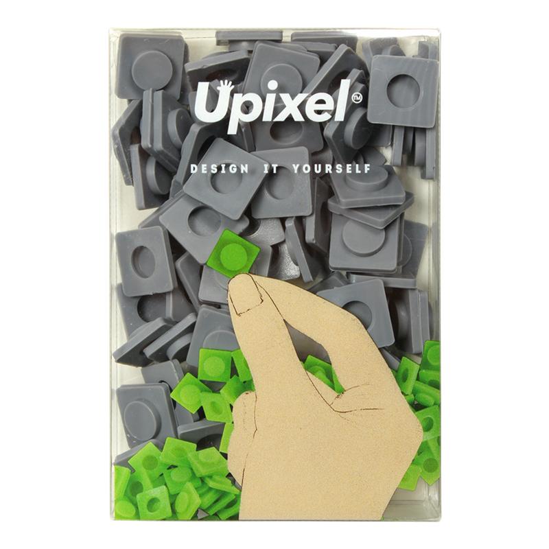 Комплект пикселей Upixel большие WY-P001 Светло-серый фото