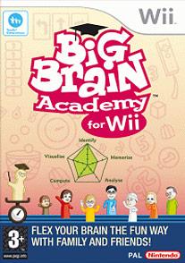 Игра Big Brain Academy для Nintendo Wii