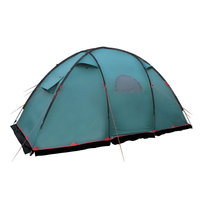 Палатка Tramp Eagle 4 V2 зеленый Цвет зеленый