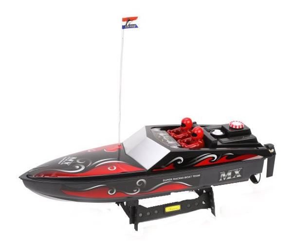 Купить Радиоуправляемый катер Наша игрушка 3 канала MX-0007-18, Радиоуправляемые катера