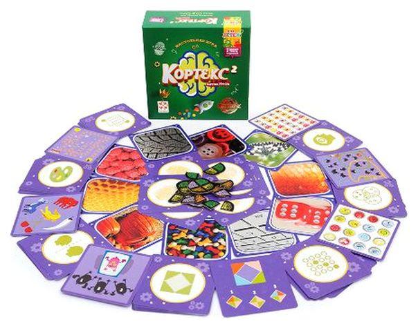Семейная настольная игра Стиль Жизни Кортекс 2 УТ100027190 фото