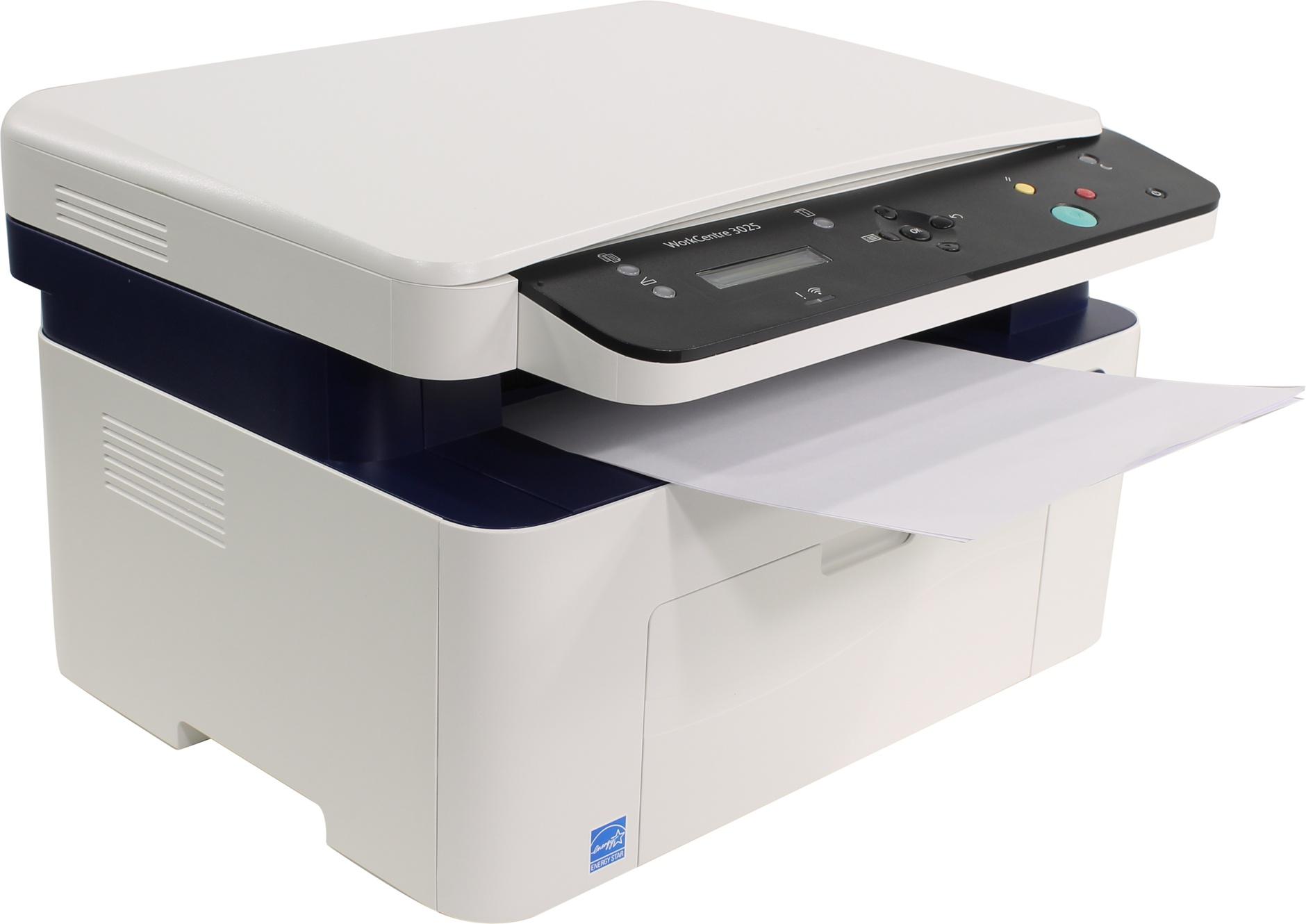 Лазерное МФУ Xerox WorkCentre 3025V