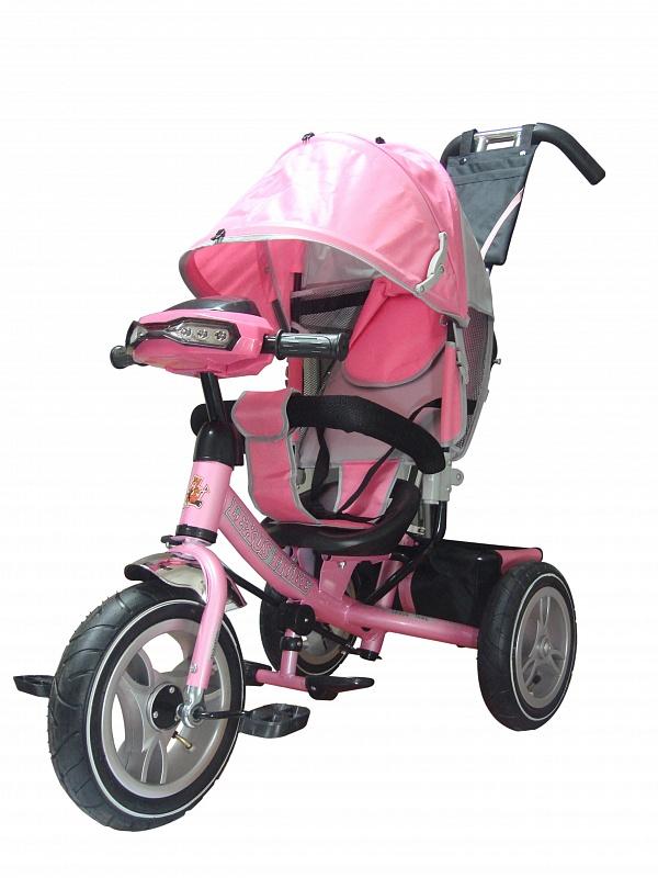 Велосипед детский Lexus Trike Racer Air MS-0637 IC розовый