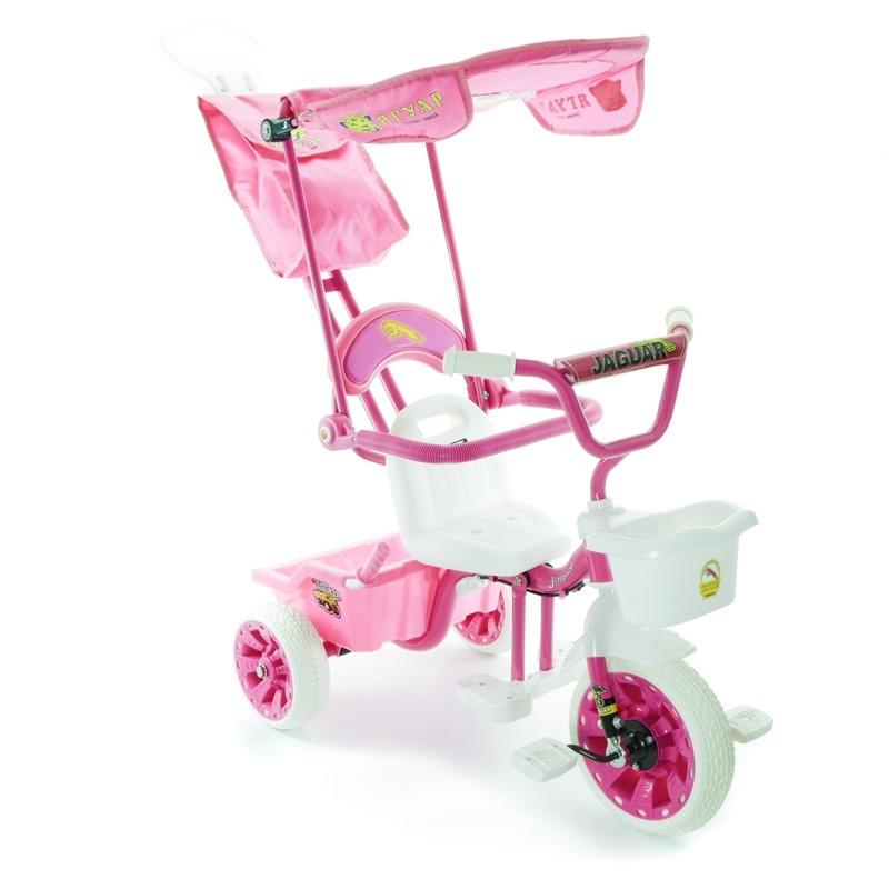 Купить Велосипед детский Jaguar MS-0577 розовый,