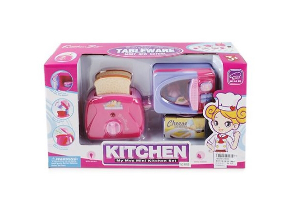 Кухонная техника Наша Игрушка Набор бытовой техники 8012
