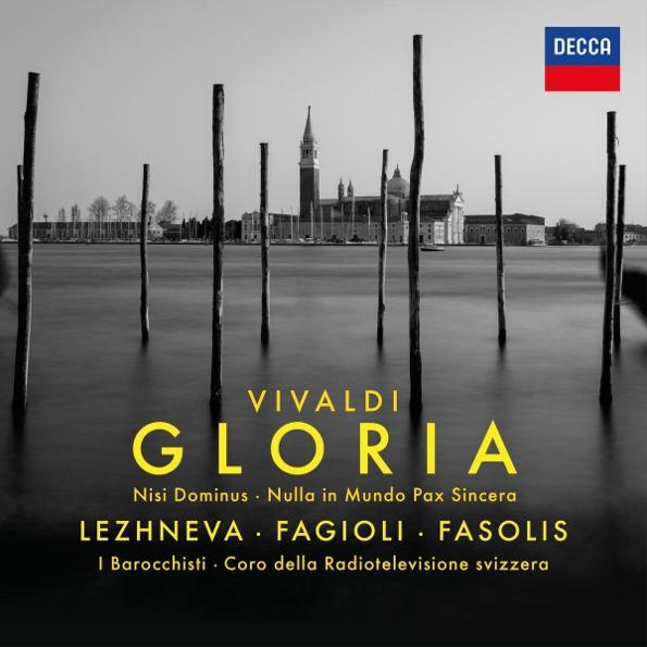 J.Lezhneva, F.Fagioli, D.Fasolis/Vivaldi:Gloria, Nisi Dominus, Nulla